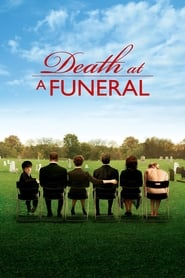 "Poster for the movie ""Death at a Funeral"""
