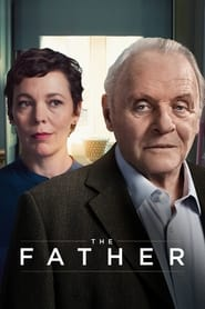 """Poster for the movie """"The Father"""""""