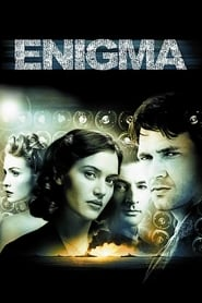 """Poster for the movie """"Enigma"""""""