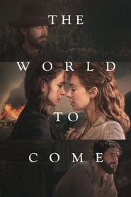 """Poster for the movie """"The World to Come"""""""