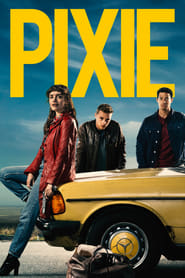 """Poster for the movie """"Pixie"""""""