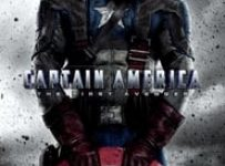 """Poster for the movie """"Captain America: The First Avenger"""""""